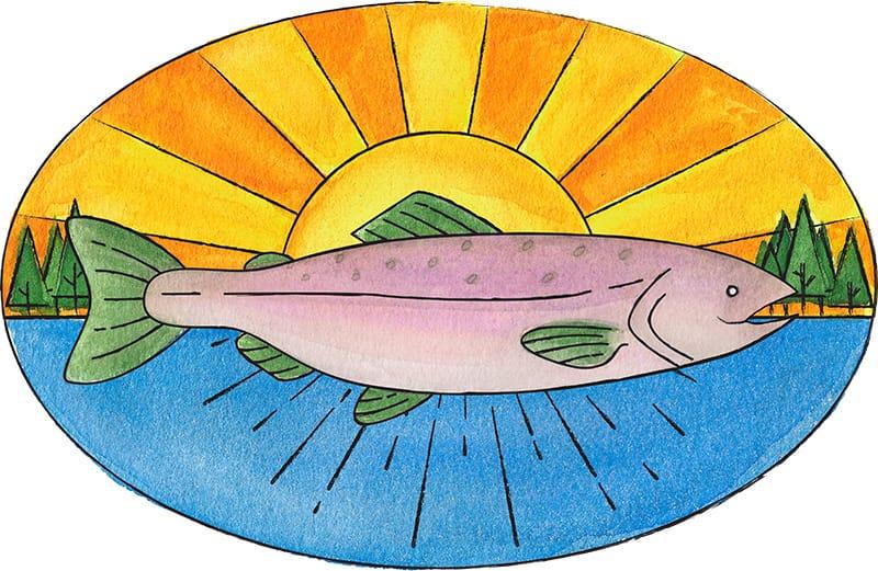 Afbeeldingsresultaat voor fish on a holiday